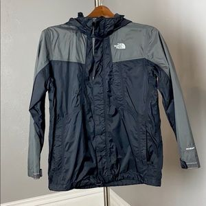 The North Face #267 Boys Hyvent Hooded Jacket